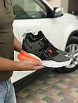 Мужские кроссовки Nike Air Force 270 (темно-зеленые), фото 2