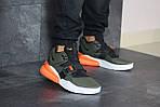 Мужские кроссовки Nike Air Force 270 (темно-зеленые), фото 5