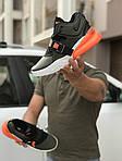 Мужские кроссовки Nike Air Force 270 (темно-зеленые), фото 6