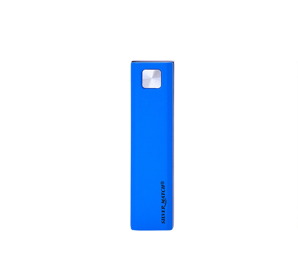 Зажигалка Silver Match CHRISWICK SLIM USB IGNITER - DL-6 со спиралью Синий (40674221)