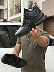 Мужские кроссовки Nike Air Force 270 (черные), фото 2