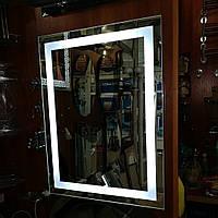 Зеркало D03 с подсветкой светодиодной лентой