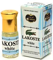 Свіжі парфуми Lakosta White (Лакоста Вайт) від Rayan