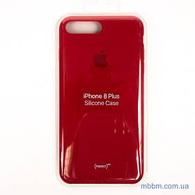Накладка Apple iPhone 8 Plus / 7 Plus red [копія]