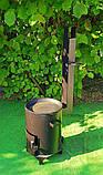 Печь для казана с трубой, фото 4
