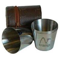 Набор Tramp 4 стопки по 80мл TRC-013