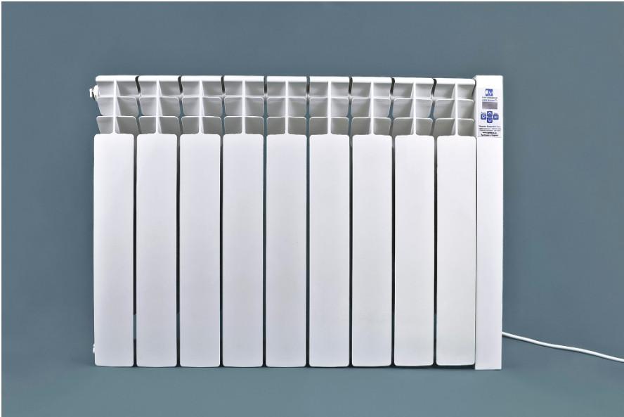 Электрорадиатор Optimax (ОптиМакс) Standart, 9 секций, 1080 Вт