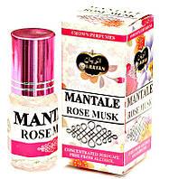 Квітковий аромат Mantale rose musk (Мантал Роуз Муска) від Rayan