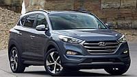 Дверь задняя правая Hyundai Tucson TL '16- (FPS) 77004D7000