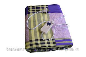 Электропростынь 150х120, одеяло с подогревом