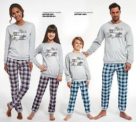 Пижамы для всей семьи. Польша. CORNETTE KOALA Family
