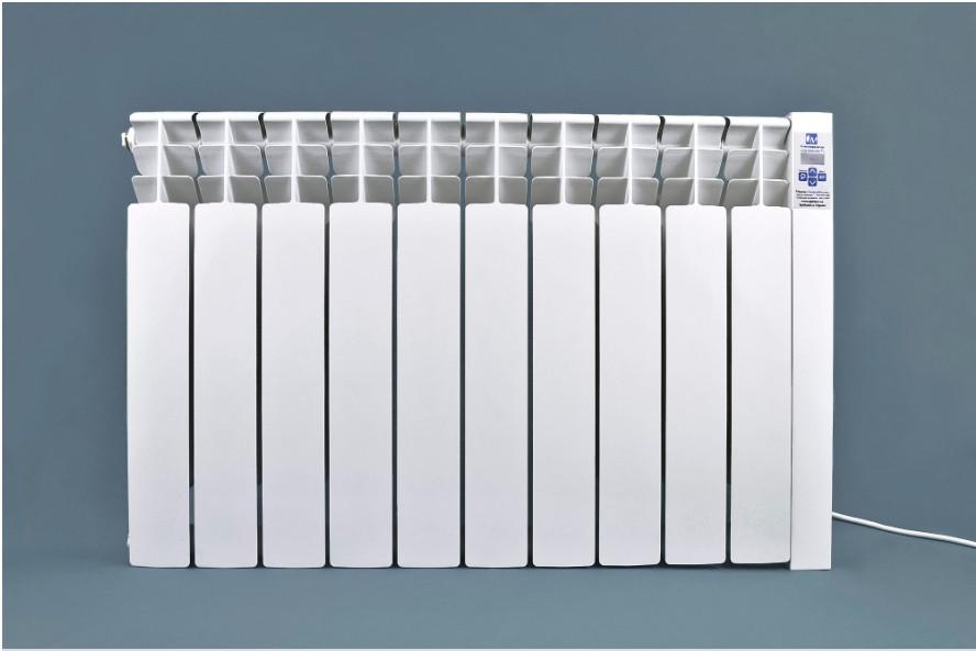 Электрорадиатор Optimax (ОптиМакс) Standart, 10 секций, 1200 Вт