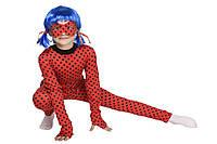 Карнавальный костюм Леди Баг с париком