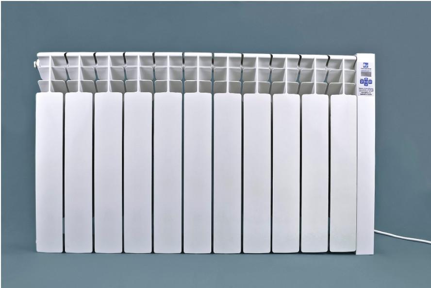 Электрорадиатор Optimax (ОптиМакс) Standart, 11 секций, 1320 Вт