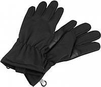 Демисезонные перчатки для мальчика Lassie by Reima Softshell Yodiell 727737-9990. Размеры 3 - 6.