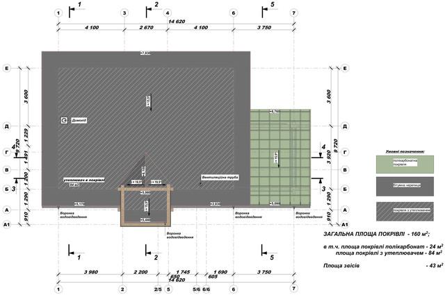 Ескізний проект будинку з бруса фото 1