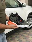 Чоловічі кросівки Nike Air Force 270 (темно-зелені), фото 2