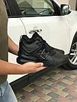 Мужские кроссовки Nike Air Force 270 (черные), фото 3