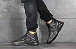 Мужские кроссовки Nike Air Force 270 (черные), фото 6