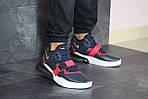 Мужские кроссовки Nike Air Force 270 (темно-синие), фото 2