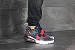Мужские кроссовки Nike Air Force 270 (темно-синие), фото 3