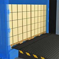 Уравнительные платформы с выдвижной аппарелью Alutech TL (Размер 2500х2000 мм, аппарель 500 мм), фото 1