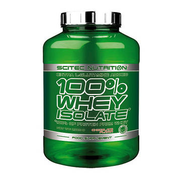 Протеин Изолят Whey Protein Isolate (2 kg) 100% Scitec Nutrition