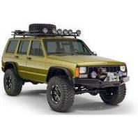 Тюнинг Jeep Grand Cherokee WJ 1999-2004
