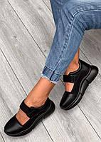 Кросівки жіночі 6 пар в ящику чорного кольору 36-40/маломірки