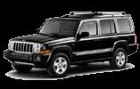 Тюнинг Jeep Commander 2006-2010