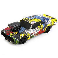 Спортивная машина Dodge Charger 666-712| Додж Чарджер на радиоуправлении (аккумулятор) | игрушечная машина ру