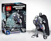 Конструктор UNIVERSE WARS 976-81-1 Космический воин (6 видов) в коробке | детский конструктор