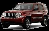 Тюнинг Jeep Cherokee Liberty (KK) 2008-2013гг
