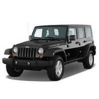 Тюнинг Jeep Wrangler (JK) 2007-2018гг