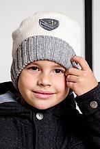 Детская шапка для мальчика TRESTELLE Италия T17 735E
