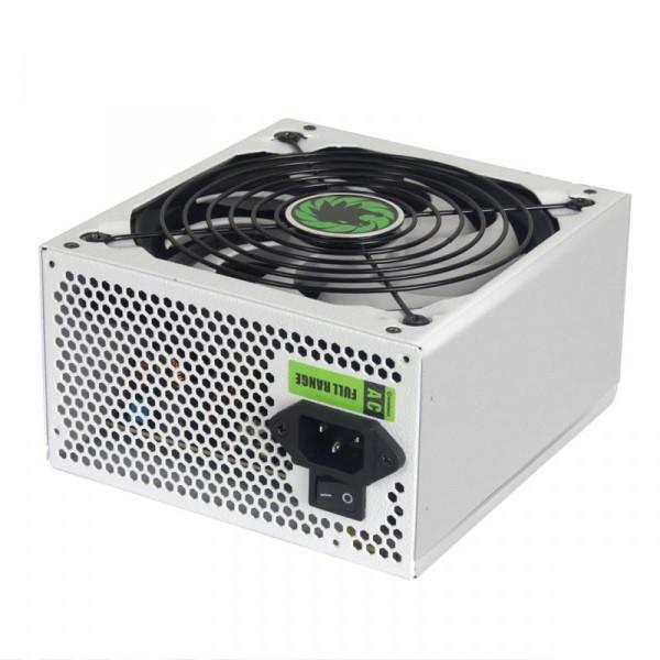 "Блок питания GameMax GP-650 White 650W ""Over-Stock"""