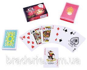 Карты игральные пластиковые 54 шт. Casino 839-3