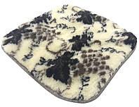 Накидка на табурет из шерсти, фото 1