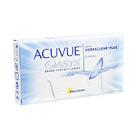 Линза Acuvue Oasys with HYDRACLEAR Plus