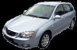 Тюнинг Kia Cerato 1 Hatchback 2004-2009