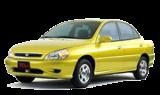 Тюнинг Kia Rio 1 Sedan 2000-2005