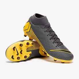 Футбольные бутсы Nike Mercurial Superfly VI Academy FG / MG