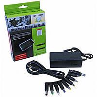 🔥 Универсальное зарядное устройство для ноутбуков всех моделей MY-120W 12-24V. Универсальный блок питания