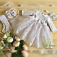 """Платье для крещения """"Гала Маст"""", фото 1"""