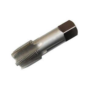 """Метчик трубный машинно-ручной G 1 1/2"""" Р6М5 шлифованный для сквозных отверстий ГОСТ 3266-81"""