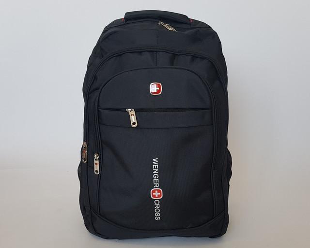 фотография городской рюкзак черного цвета