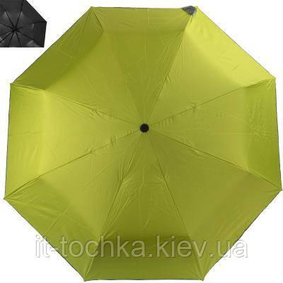 Зонт жіночий напівавтомат fare (ФАРІ) fare5529-lime