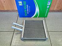 Радиатор отопителя (печки) Daewoo Lanos, Sens (Корея)