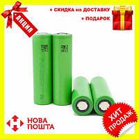 Батарея для электронных сигарет SAMSUNG 2500 mA/h 18650, фото 1
