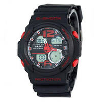 Casio G-Shock GA-150 Black/Red